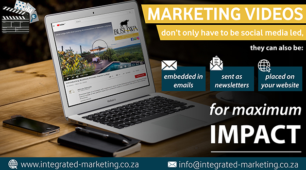 Integrated Marketing - Video marketing